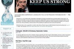 Le gouvernement fran�ais veut expulser Wikileaks