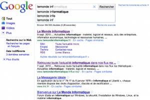Google règne sur la recherche et progresse sur la navigation web en France