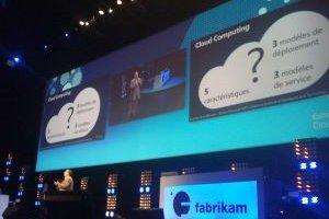 TechDays 2011 : l'�vang�lisation se poursuit autour du cloud