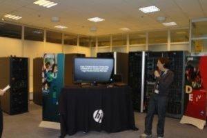 A Grenoble, HP valide les solutions HPC de ses clients