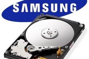 Samsung se désengagerait des disques durs
