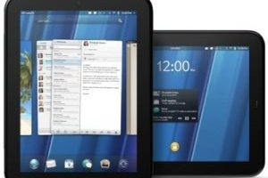 HP TouchPad, seul concurrent crédible de l'Apple iPad 2