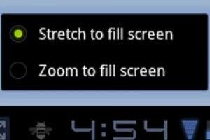 Google va redimensionner les applis smartphones pour les tablettes sous Android