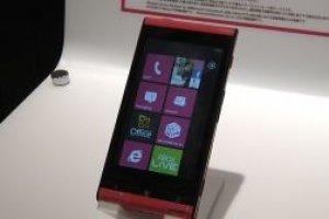 Le 1er smartphone sous Windows Phone Mango de Microsoft est japonais