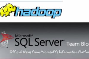 Microsoft ajoute le support d'Hadoop � SQL Server et PDW