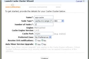 Amazon dote son  cloud d'un service de cache in-memory