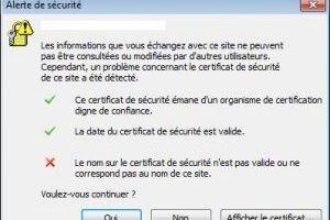 Google, pas la seule victime du hack de certificats SSL