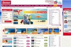 Nouvelles Frontières consolide l'hébergement de ses activités web