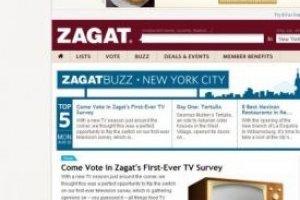 Google rachète les guides gastronomiques américains Zagat