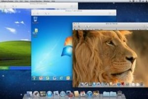 VMware Fusion 4 : optimis� pour MacOS X Lion