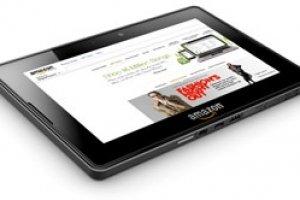 La tablette Fire d'Amazon incapable de rivaliser avec l'iPad ?