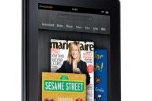 199 dollars pour la tablette Kindle Fire d'Amazon