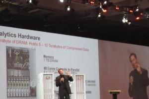 OpenWorld 2011 : Avec Exalytics, Oracle analyse des To de données en mémoire