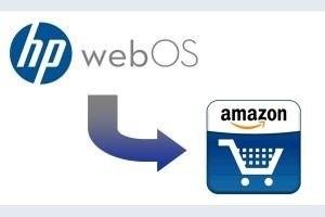 Amazon pressenti pour racheter webOS