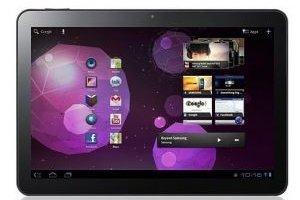Test de la Samsung Galaxy Tab 10.1 (MAJ)