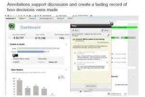 Qlikview 11 privil�gie le collaboratif