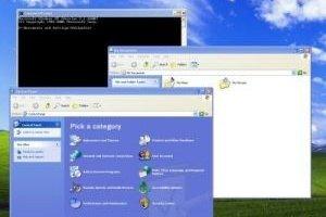 Windows XP f�te ses 10 ans
