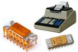 Intel célèbre le 40e anniversaire de sa puce 4004