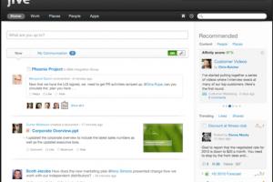 Un analyste prévoit l'acquisition du réseau social d'entreprise Jive par SAP