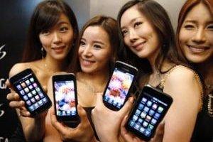 Ventes de smartphones : La Chine passe devant les Etats-Unis