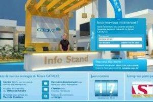 Catalyz : Un salon d'emploi interactif destiné aux grandes écoles d'ingénieurs