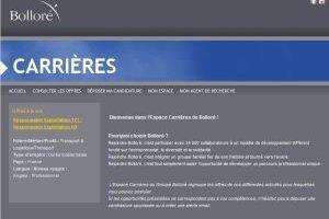 Bolloré choisit la plate-forme Rflex de recrutement en mode SaaS