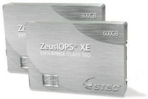 Stec annonce un SSD alliant performance et longévité