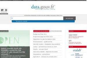 Open Data : le site data.gouv.fr est officiellement ouvert (MAJ)