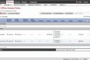 Sourcefire rentre sur le marché du firewall applicatif par l'IPS