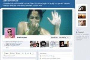 Les profils Timeline Facebook progressivement lancés