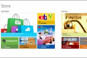 Windows Store annonc� pour f�vrier 2012