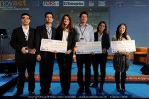 Les Innovact Campus Awards 2012  lancés
