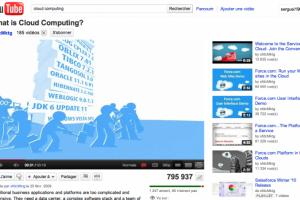 Plus de 200 milliards de vidéos regardées sur le web
