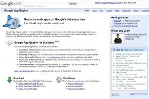 Google App Engine adopte la réplication et la modularité des instances