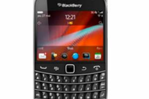 RIM  retarde le lancement de Blackberry 10