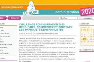 10 projets étudiants pour une administration numérique
