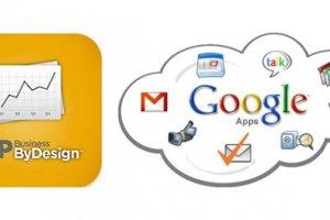 Google et SAP pr�ts � coupler Apps et Business ByDesign