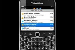 Volkswagen met les Blackberry en pause apr�s le travail