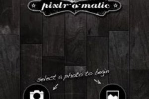 Bilan apps : Pixlr-o-matic remporte les suffrages des utilisateurs