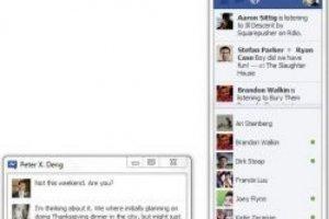 Facebook Messenger disponible pour Windows 7