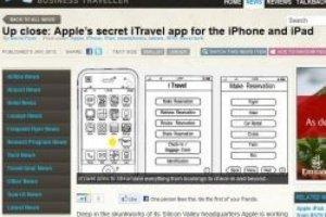 iTravail, un iTunes sp�cial voyage en pr�paration
