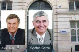 Gaëtan Gorce nommé à la Cnil  en remplacement d'Alex Türk