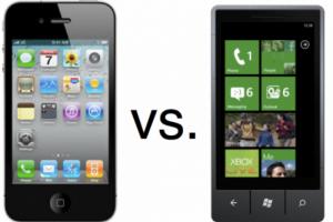 Comment l'iPhone a oblig� Microsoft � repenser Windows Mobile