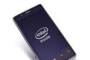 CES 2012 : Intel d�voile sa plate-forme pour smartphones