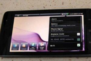 Dell a toujours des ambitions dans les tablettes