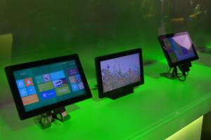 CES 2012 : des tablettes Windows 8 sur ARM exhibées chez les fondeurs