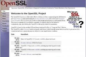 OpenSSL livre un correctif pour réparer une faille issue d'un patch
