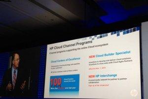 HP GPC 2012 : Mieux accompagner les partenaires vers le cloud