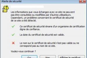 Mozilla veut révoquer les certificats SSL des autorités intermédiaires