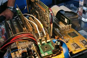 Intel travaille sur une puce alimentée par l'énergie solaire